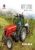 Tractores compactos. MF 3700 de Massey Ferguson