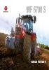 Tractores compactos. MF 6700-S de Massey Ferguson