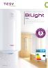 Termo eléctrico Bilight inox