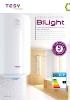 Termo eléctrico Bilight con intercambiador de alta eficiencia