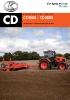 Gradas rápidas CD1000 - CD2000