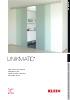 Sistema de puertas correderas Unikmatic