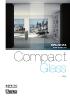 Divisiones y puertas de paso Compact Glass SV-X150