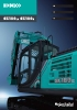 Miniexcavadoras SK180LC-10 y SK180N-10 de Kobelco