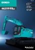 Miniexcavadoras SK230SRLC-5 de Kobelco