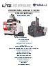 Centro mecanizado litz 5 ejes lu800