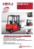 Serie EFG 4 ruedas AC 1.6 - 2.0 Ton