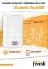 Catálogo Caldera Mural de condensación a gas Bluehelix Tech RRT