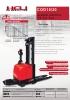 CDD16/20 Apilador eléctrico 1.6 /2.0 Ton