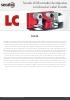 Secabo LC30 - Soluciones de acabado