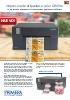 Impresora de etiquetas a color LX910e