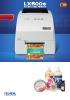 Impresoras de etiquetas a color LX500e