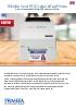 RX500e Impresora a color RFID (folleto solo en inglés)