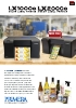 Impresora de etiquetas a color LX1000e y LX2000e