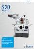 STUDER S20 – la compacta para piezas precisas pequeñas.