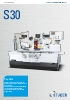 STUDER S30 – la hidráulica para piezas precisas de tamaño medio.