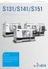 STUDER S131 – la solución universal para el uso versátil en el rectificado interior.