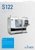 STUDER S122 – la más productiva para taladros pequeños.