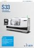 STUDER S33 – la económica para requisitos individuales.