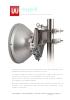 Radioenlace de alta capacidad Integra W de SAF