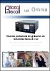 Grabadora digital de voz LinX Omnia de Total Recall