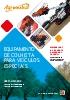 Equipo recolector de vehículos especiales - Versión Classic ( Portugués )