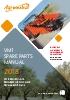 Manual de recambios VM1 2018 ( Inglés )