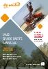 Manual de recambios VM2 2018 ( Inglés )
