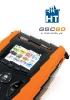 GSC60: Un instrumento para todas las verificaciones de seguridad eléctrica y análisis de la calidad de energía
