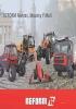 Tractor de montaña reform metrac
