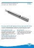 Sonda multiparamétrica de barrido UV NX7500 - Aguas residuales