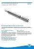 Sonda multiparamétrica de barrido UV NX7500 - Proceso de deamonificación