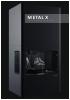 Metal X Sistema de impresión de metal 3D de punta a punta