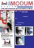 MODUM SYSTEM la escalera plegable de fachada fija de aluminio