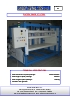 Volcador de paquetes de láminas de chapa SMM 2.200 x 900 - 1.500 kg ( ENG )