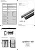 Manual de instalación Airslot 22