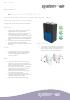 Ficha técnica de recuperadores de calor - Air Komfort EC S5B270(-E)