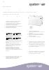 Ficha técnica de recuperador de calor - Air Komfort Ultra S