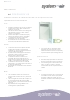 Ficha técnica unidad de ventilación - Air Freshbox 60