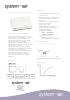 Ficha técnica sensor CO2 en habitación. Para uso con la gama Titon HRV Q Plus