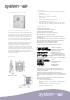 Ficha técnica detector movimiento - Para uso con la gama Titon HRV Q Plus