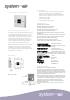 Ficha técnica temporizador - Para uso con la gama Titon HRV Q Plus