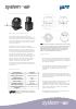 Ficha técnica de extractores ECO 110S
