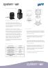 Ficha técnica de extractores ECO 190S