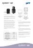 Ficha técnica de extractores ECO 250S XL
