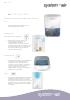 Ficha técnica de deshumidificador Eeva II Pro WifiI