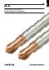DLE - Broca para aplicaciones de centrado, biselado y ranurado en V