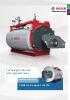 Tecnología eficiente para grandes retos: Calderas de agua caliente