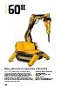 Robot de demolición Brokk 60