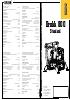 Ficha técnica del Robot de demolición Brokk 800S